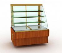 Кондитерская охлаждаемая витрина Elegia Premium К